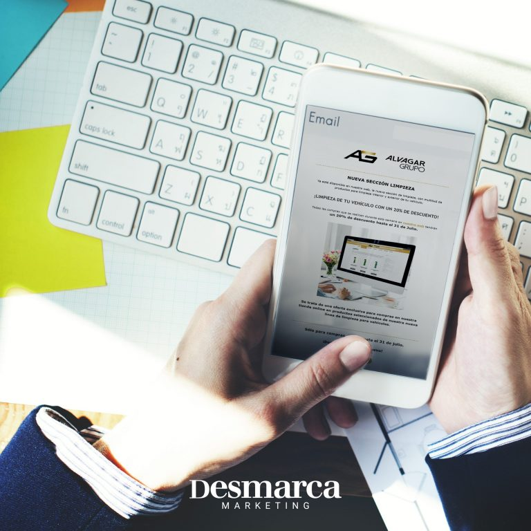 ventas con email marketing ecommerce